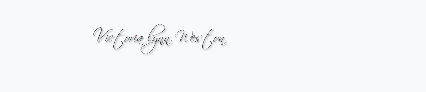 Victoria lynn Weston