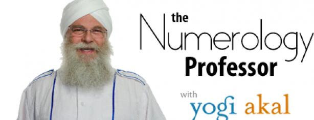 Akal Yogic, The Numerology Professor