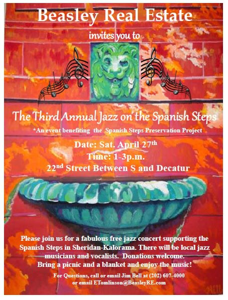 Beasley Real Estate hosts Jazz on the Spanish Steps