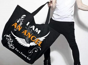 Angels for Foster Kids Tote