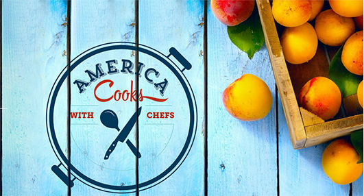America Cooks With Chefs New Series