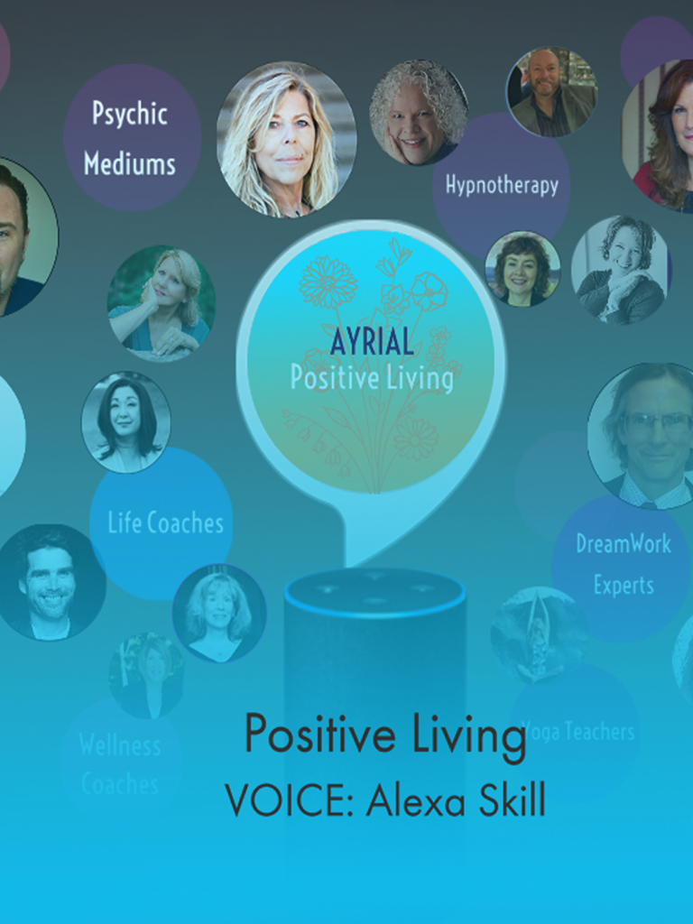 See how AYRIAL, with Studio Carlton designed a robust body, mind and spirit Alexa Skill!