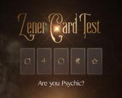 Zener Card Psychic Test Alexa App